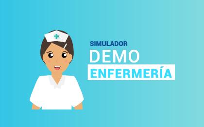 Simulador Enfermería Demo